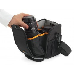 Lowepro Street & Field Lens Exchange Case 100 AW