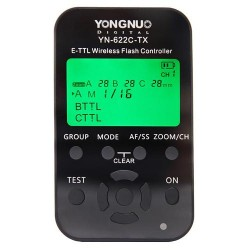Yongnuo YN622C-TX E-TTL Wireless Flash Controller