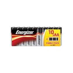 Energizer 10 x AA Alkaline Power Family Pack