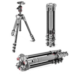 Manfrotto Befree One Grå