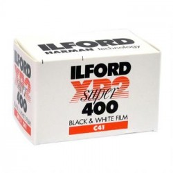 Ilford XP2 Super 400 24x36 mm C41 36