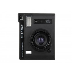 LOMOGRAPHY AUTOMAT PLAYA JARDIN MINI BLACk