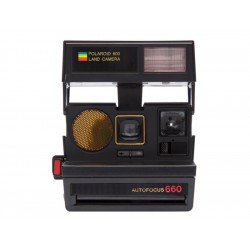 IMPOSSIBLE POLAROID SUN 660 AF