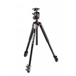 Manfrotto Stativkit MT 190XPRO3 m/BHQ3 kuglehoved