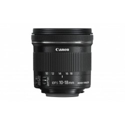 Canon EF-S 10-18 mm f/ 4.5-5.6 IS STM