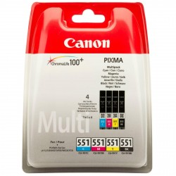 Canon 551 Multipack