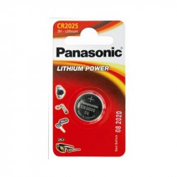 Panasonic CR2025 knapcelle