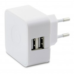 Muvit 2 USB Travel Charger