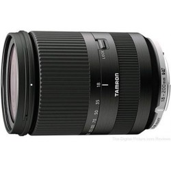 TAMRON 18-200MM F/3.5-6.3 VC t/Canon EOS M sort
