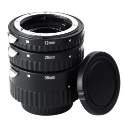 Meike 3-Piece Macro Extension Tube Set t/Nikon