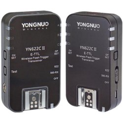 Yongnuo YN-622C, E-TTL Wireless Flash Trigger Transceiver kit t/ Canon